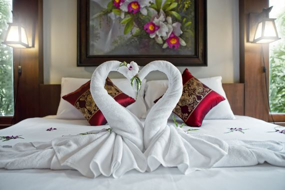 Die schönsten Romantikhotels