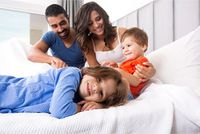 Familienfreundliche Hotels auf booking.com