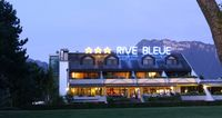 Hotel La Lagune Bouveret am Genfer See