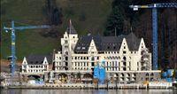 Park Hotel Vitznau am Vierwaldstättersee, Wellnesshotel