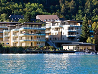 Wellnesshotel: Legendär Apart Hotel am Ossiacher See