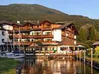 Sporthotel: Seefischer Romantik Hotel am Millstätter See